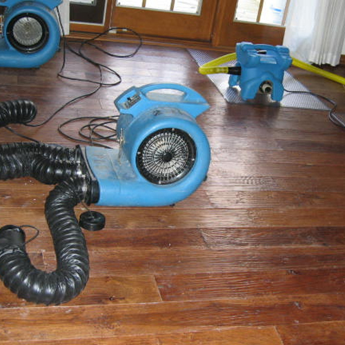 Rapid-Response Water Damage Repair